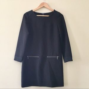Madewell 3/4 Sleeve Shift Dress